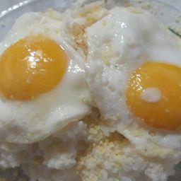 Arroz con Huevo