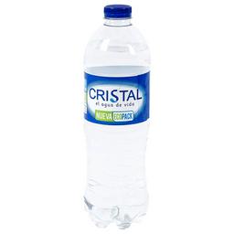 Agua en botella cristal 600ml