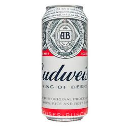 Budweiser  lata 269 ml