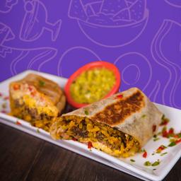 Burrito a toda madre