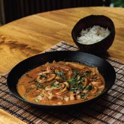 Curry Amarillo (Picante Medio)