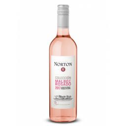 Norton colección malbec rosado.  750ml