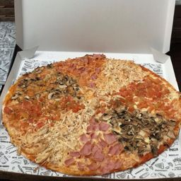 Pizza Quatro Estaciones