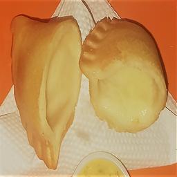 Empanada con Queso