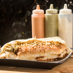 Hot Dog Tradicional de Chorizo