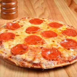Pizza Básica Borde Queso 1 Ingrediente