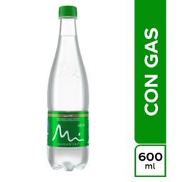 Manantial con Gas 600ml