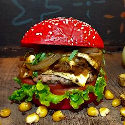 Matambre Burger