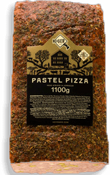 Pastel pizza