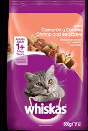 Alimento Whiskas Camaron Adulto