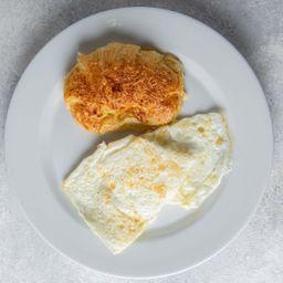 Desayuno Claras de Huevos