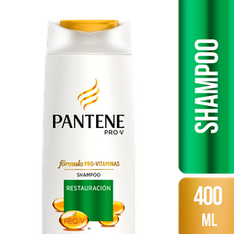Shampoo Pantene Restauración