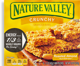 Nature Valley Granola en Barra Cereales