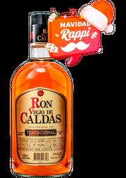 Ron Viejo de Caldas Tradicional 750 ml
