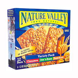 Nature Valley Barras de granola