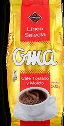 Oma Café Molido Linea Selecta