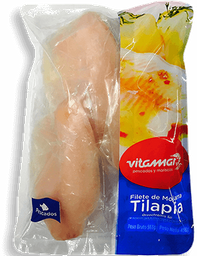 Filete de Tilapia Vitamar