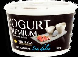 Yogurt Entero sin Dulce Premium Dibufala