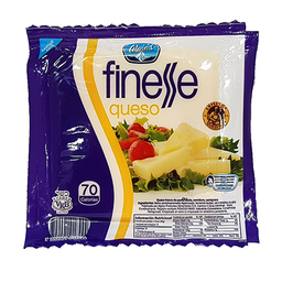 Queso Finesse bloque 300g *