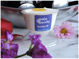 Copa Bonito Fit - Yogurt
