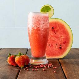 Soda de Sandia y Limón