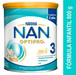 Fórmula Infantil NanOptipro3X800G