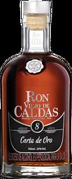 Ron Añejo 8 Años Ron Viejo de Caldas