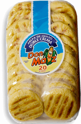 Arepas Doble Cremas Don Maiz