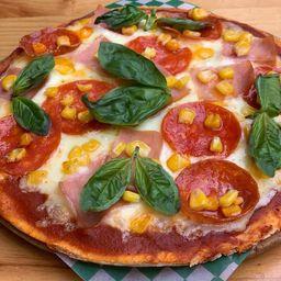 Pizza Premium de 4 a 5 Ingredientes