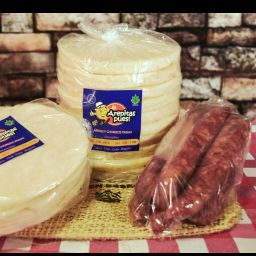 Paquete de Chorizo Paisa