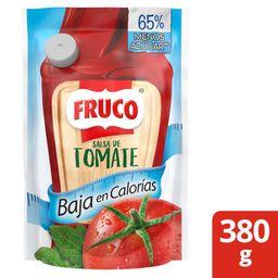Salsa de Tomate Baja Calorias Fruco doypack 380g