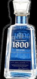 Tequila Reserva Silver 1800