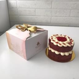 Torta Personal San Valentin