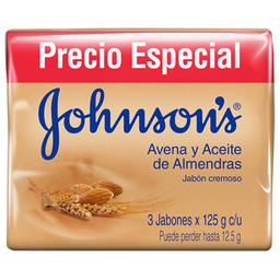 Jabones Johnson & Johnson
