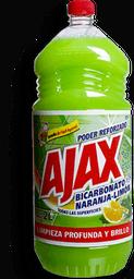 Limp AJAX Bicarb Naranja Limon 2l