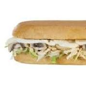 Sándwich de Pollo y Champioñes
