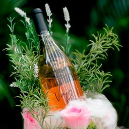 Vin Rosé 750 ml