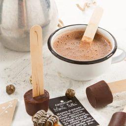 Bombón de Chocolate Santa Leña