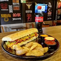Sandwich Gutiz en combo