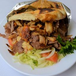 Doner Kebab Pequeño 130 gr
