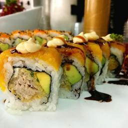 Tuna Crunch Roll