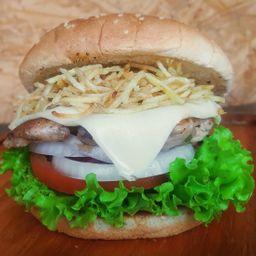 Mundiburger de Pollo