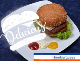 Hamburguesa Doble Carne
