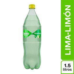 Brisa Con gas lima limón 1.5 L