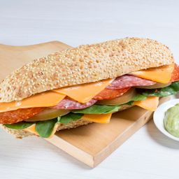 Sándwich de Carnes Maduradas