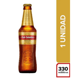 Club Colombia 330ml.