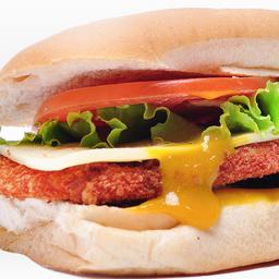 Sándwich de Pollo Apanado