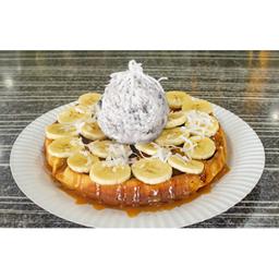 Waffle Arequipe