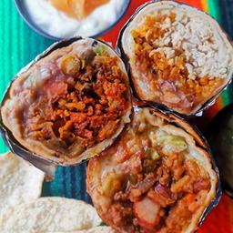 Rappi Burrito