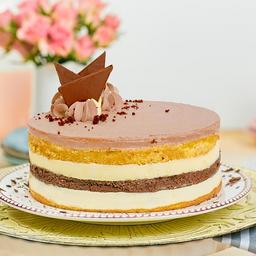 Torta / Postre Melocotón